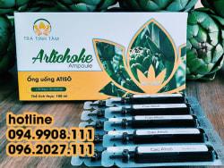 Ống Uống Atiso tại Quảng Trị